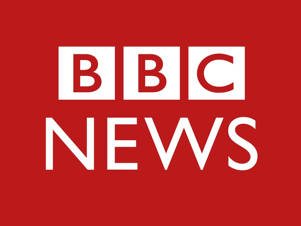 The BBC News logo