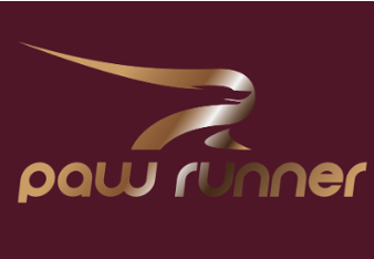 Paw Runner logo - Running with your dog - An article for K9 Nation cares