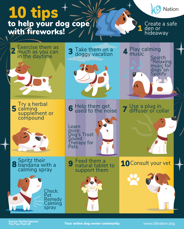 Stress of Fireworks