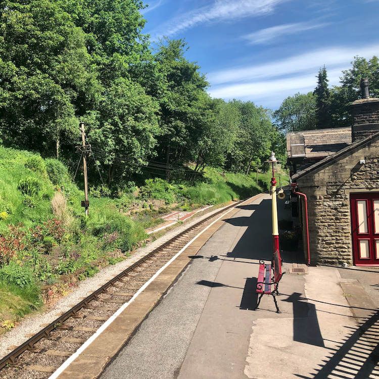 Keighley Railway 1 - Square