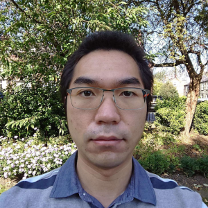 Mingzhao Zhou, one of our Developers